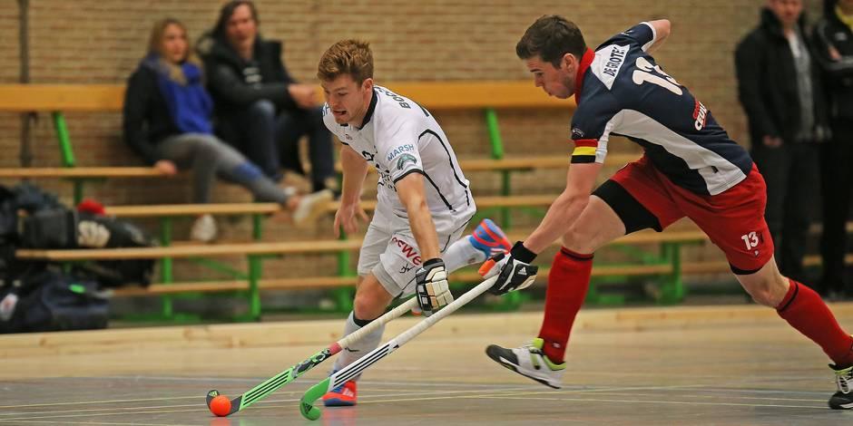 Hockey en salle: Louvain se qualifie à nouveau de justesse pour le top 4 - La Libre