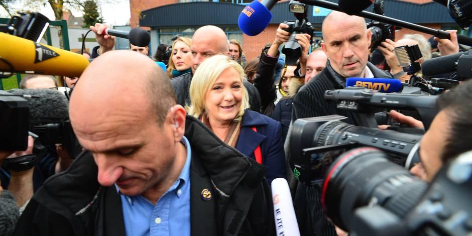 Édito: 2e tour des régionales françaises, un sérieux avertissement - La Libre