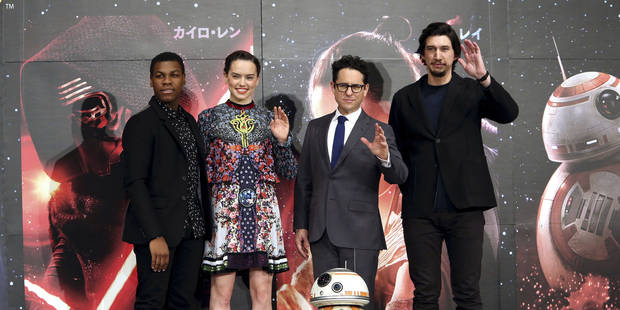 """Qui est qui dans """"Star Wars"""": petit mémo avant le """"Réveil de la force"""" - La Libre"""