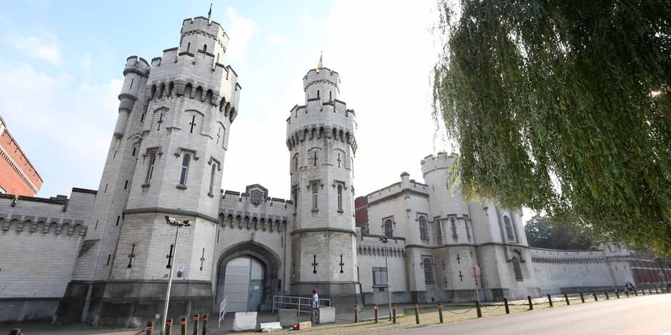 À la prison de Saint-Gilles, les détenus n'ont plus accès aux activités