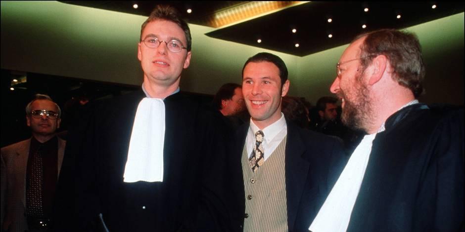 Il y a 20 ans, l'arrêt Bosman... pilule amère - La Libre