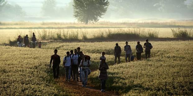 Les arrivées de migrants en Grèce en chute libre en novembre - La Libre