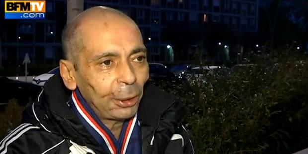 """En pleurs, un rescapé des attaques au Stade de France témoigne: """"Je suis une victime oubliée"""" (VIDEO) - La Libre"""