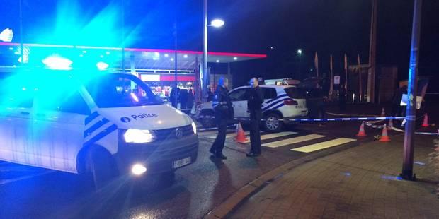 Nalinnes: 2 individus blessés par balles au terme d'une poursuite de 50km avec la police (PHOTOS) - La Libre