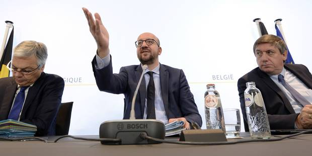 Gouvernement Michel: voici les dossiers à boucler avant le congé de fin d'année - La Libre