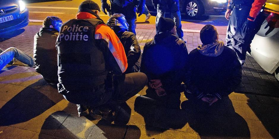 La menace terroriste dope les délits de faciès - La Libre