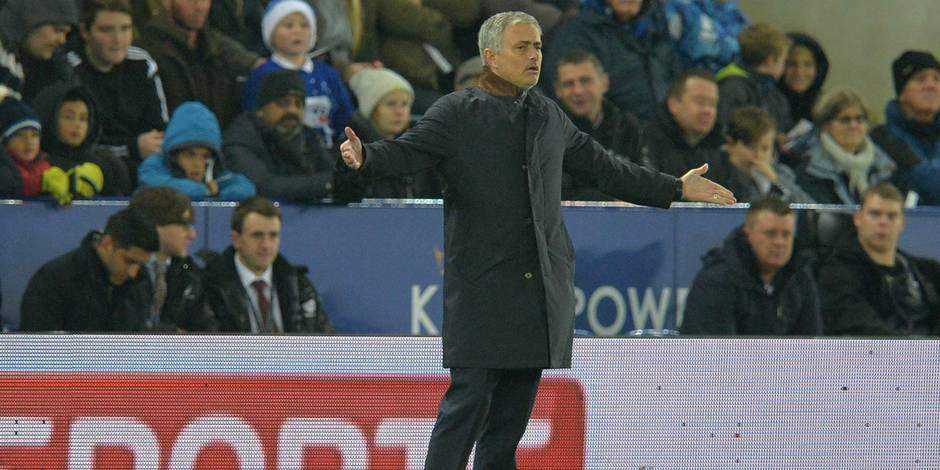 Mourinho n'est plus l'entraîneur de Chelsea