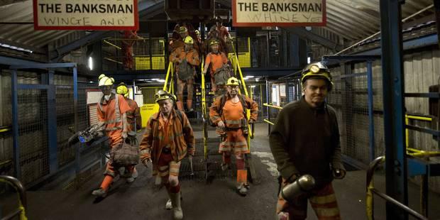 Royaume-Uni: la dernière mine de charbon cesse ses activités - La Libre