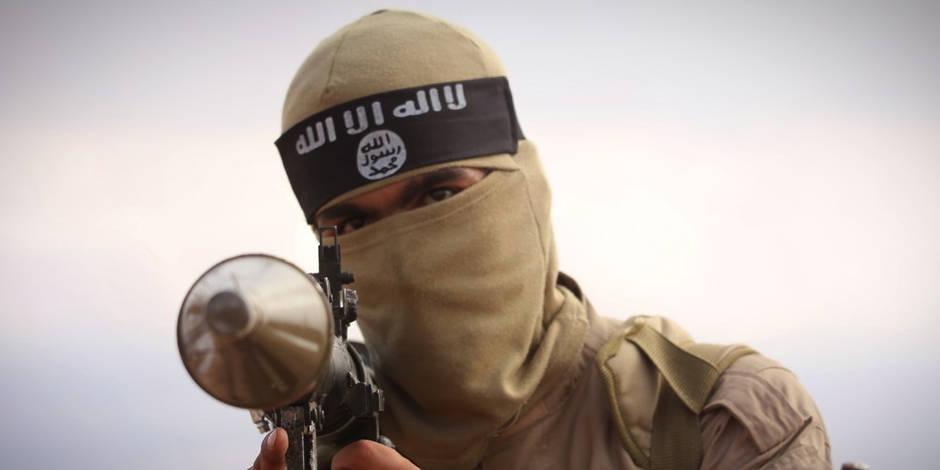 """En 2015, la terreur du groupe EI portée """"à son paroxysme"""""""