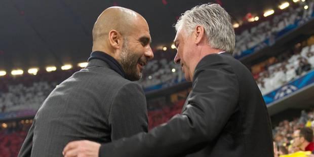 Guardiola quittera le Bayern en fin de saison, Ancelotti le remplacera - La Libre