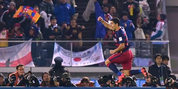Le FC Barcelone remporte le Mondial des clubs pour la 3e fois - La Libre