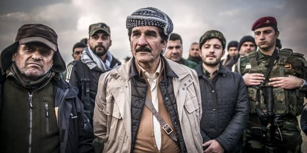 Une semaine sur le front kurde, face à Daech - La Libre