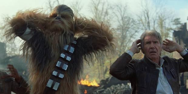 """Nouveau record: """"Star Wars"""" a récolté 529 millions de dollars depuis sa sortie - La Libre"""