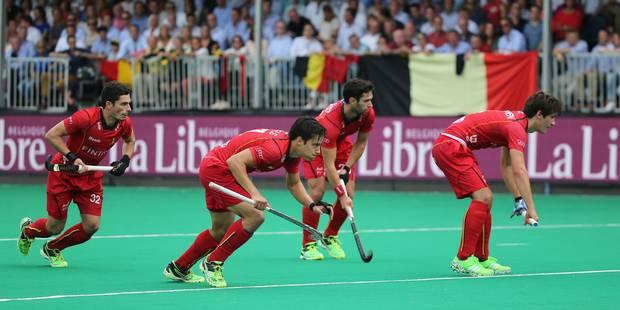 Les Red Lions en route pour les quarts à Rio - La Libre