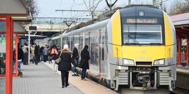 Grève du rail: préavis maintenu, mais les 3 dernières dates postposées pour les étudiants - La Libre