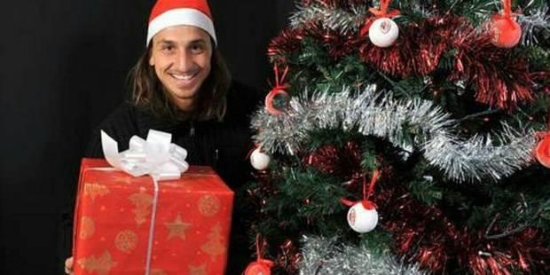 Le Noël des stars du ballon rond - La Libre