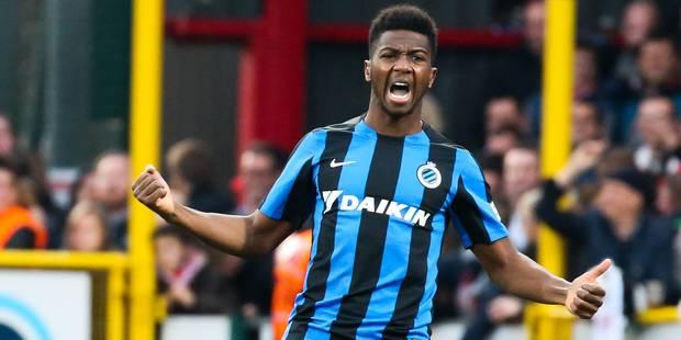 Le Club de Bruges clôture l'année par un succès 1-4 à Courtrai - La Libre