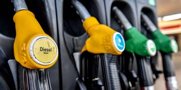 Le diesel luxembourgeois encore plus avantageux en 2018 - La Libre