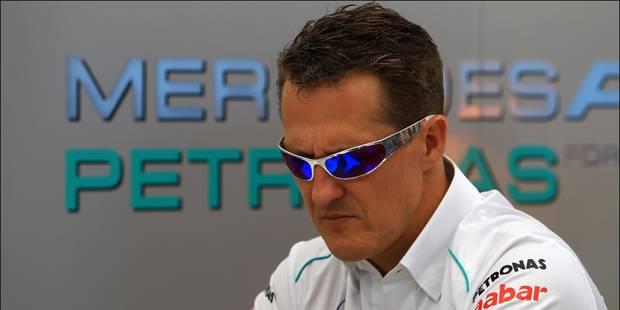 """L'ex-agent de Schumacher privé de visite au pilote? """"Sa femme m'empêche de le voir"""" - La Libre"""