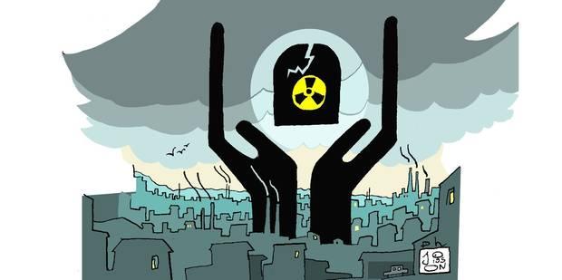 Insécurité nucléaire maximale - La Libre