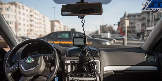 A Bruxelles, les taxis ne pourront plus refuser les cartes de crédit - La Libre