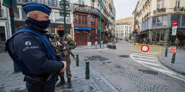 Des lieux emblématiques de Bruxelles ciblés pour des attentats : deux arrestations - La Libre