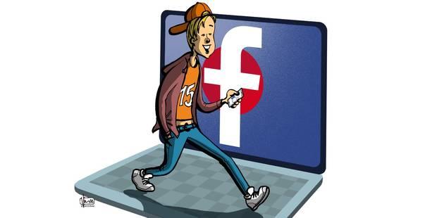 Facebook interdit aux moins de 16 ans ? - La Libre