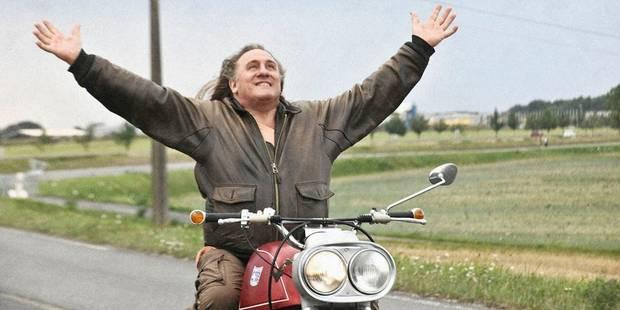 Depardieu dans la peau de Staline dans un film de Fanny Ardant - La Libre