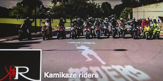 """Menace terroriste à Bruxelles: les """"Kamikaze Riders"""" dans le viseur du juge - La Libre"""