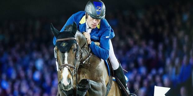 Équitation: Ahlmann s'adjuge aussi Malines - La Libre