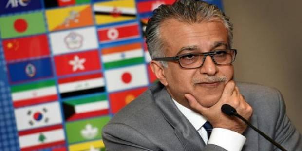 """Fifa: le Cheikh Salman en faveur d'une séparation entre foot et """"business"""" - La Libre"""