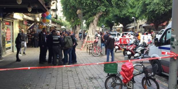 Israël: deux personnes tuées dans une fusillade à Tel-Aviv (VIDEOS) - La Libre