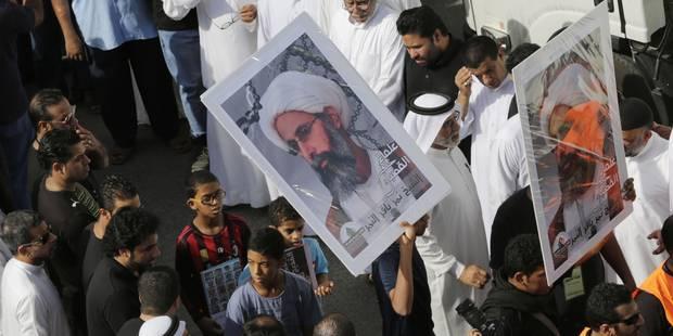 L'Arabie exécute un chef religieux chiite, l'UE et l'Iran s'insurgent - La Libre