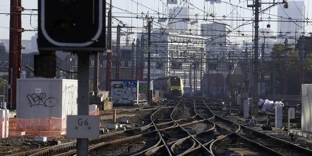 SNCB: Les syndicats confirment le préavis de grève pour les 6 et 7 janvier - La Libre
