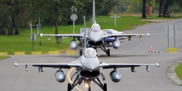 La Belgique assurera à partir de jeudi la défense aérienne des pays baltes - La Libre