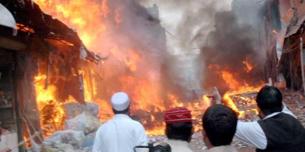 Les talibans pakistanais publient une liste de leurs attentats en 2015 - La Libre
