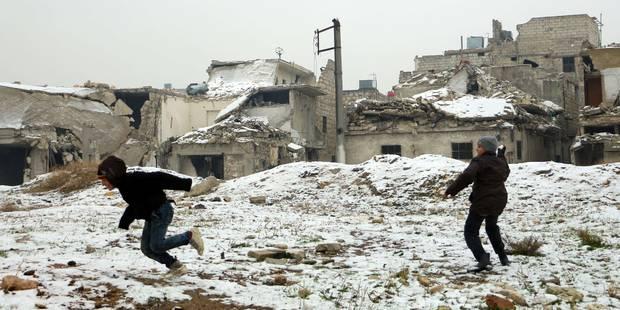 """Syrie : les armes chimiques déclarées ont été """"détruites à 100%"""" - La Libre"""