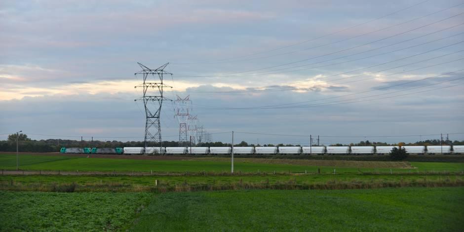 Les enjeux de la modernisation du rail - La Libre