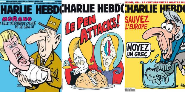"""""""Charlie"""" est-il toujours """"Charlie""""? - La Libre"""