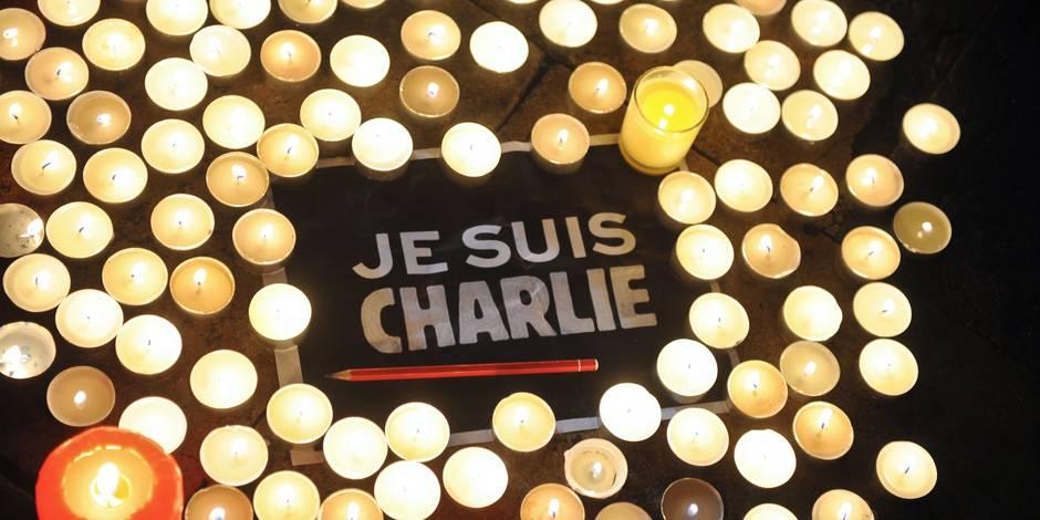 """""""Je suis Charlie"""": Beaucoup de grands mots, assez peu d'actes"""