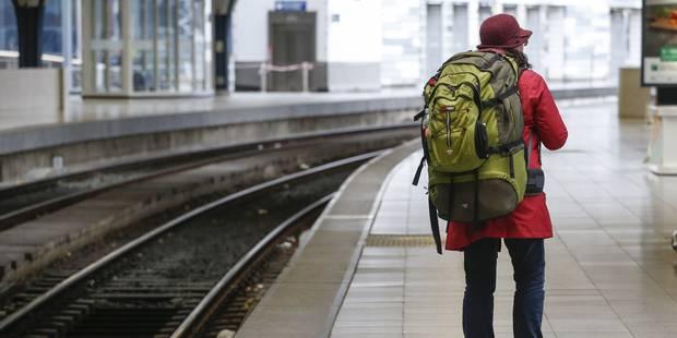 Grève du rail : Les syndicats francophones participeront à la réunion de mardi - La Libre