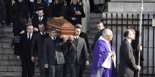 Personnalités et anonymes ont dit adieu à Michel Delpech - La Libre