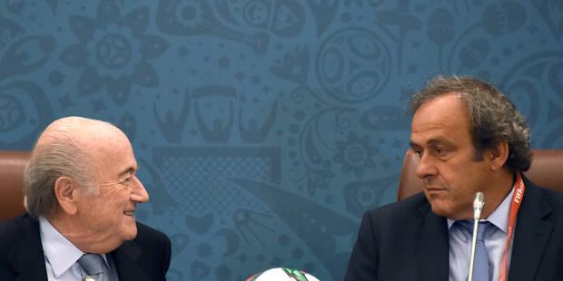 Michel Platini va faire appel lundi de sa suspension de huit ans - La Libre