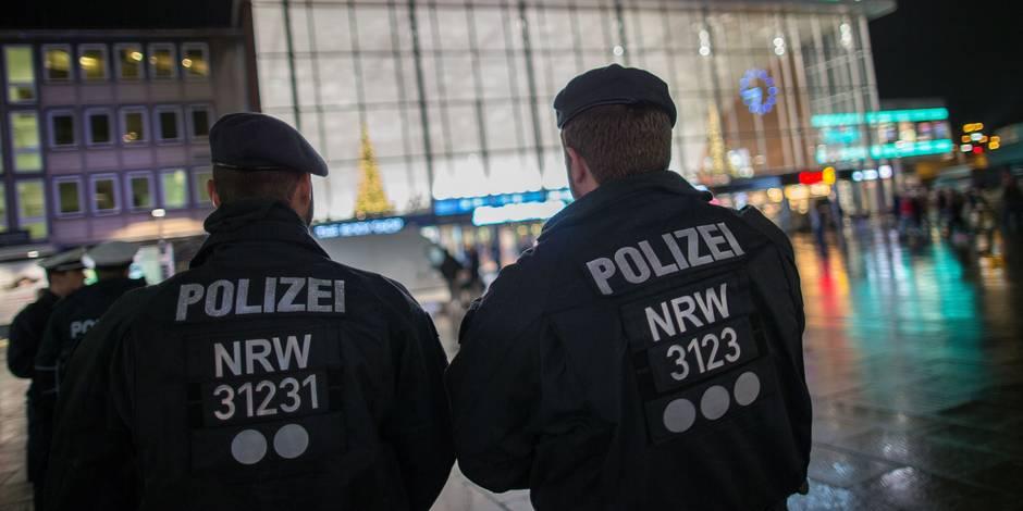 Violences du Nouvel An à Cologne: le nombre de plaintes dépasse les 500