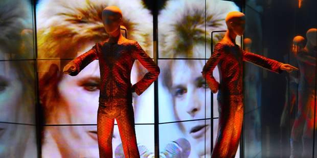 Quelque chose en nous de David Bowie... - La Libre