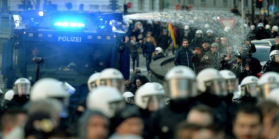 Violences de Cologne: les suspects presque tous d'origine étrangère