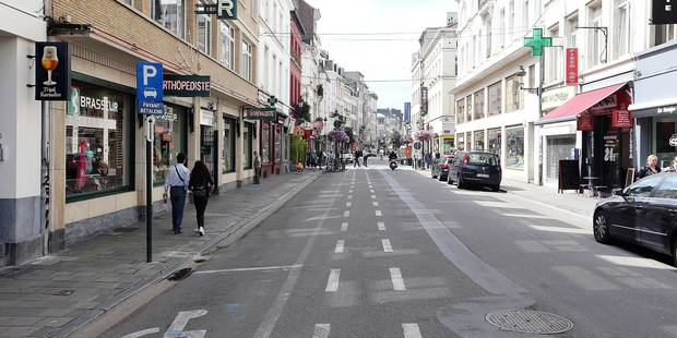 Bruxelles: les cinq changements majeurs autour du piétonnier - La Libre
