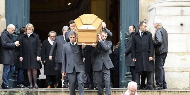 Le monde du spectacle dit adieu à Michel Galabru (photos) - La Libre