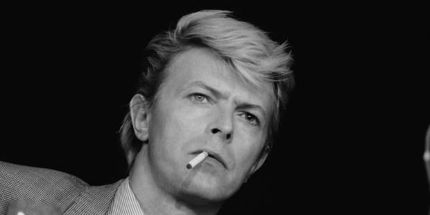 Bowie en route vers le sommet des palmarès après sa mort - La Libre
