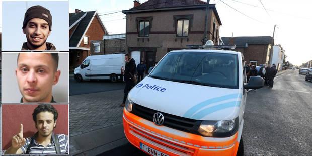 Attentats de Paris: les enquêteurs belges ont découvert trois planques, Abaaoud était caché à Charleroi - La Libre
